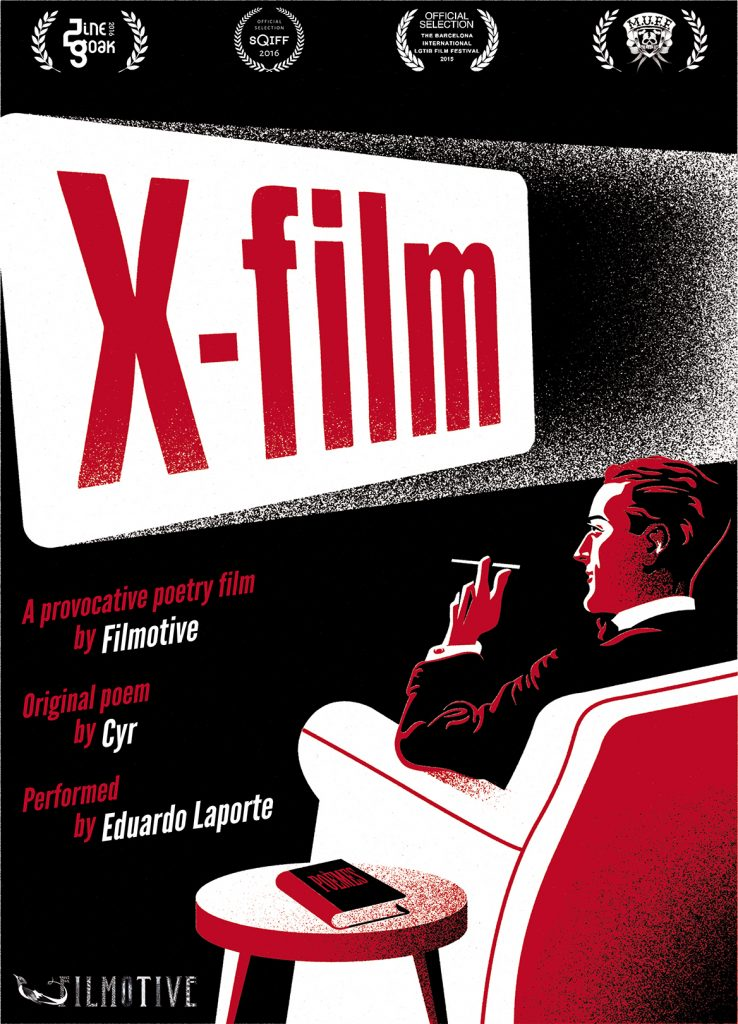 X-film Poster new web