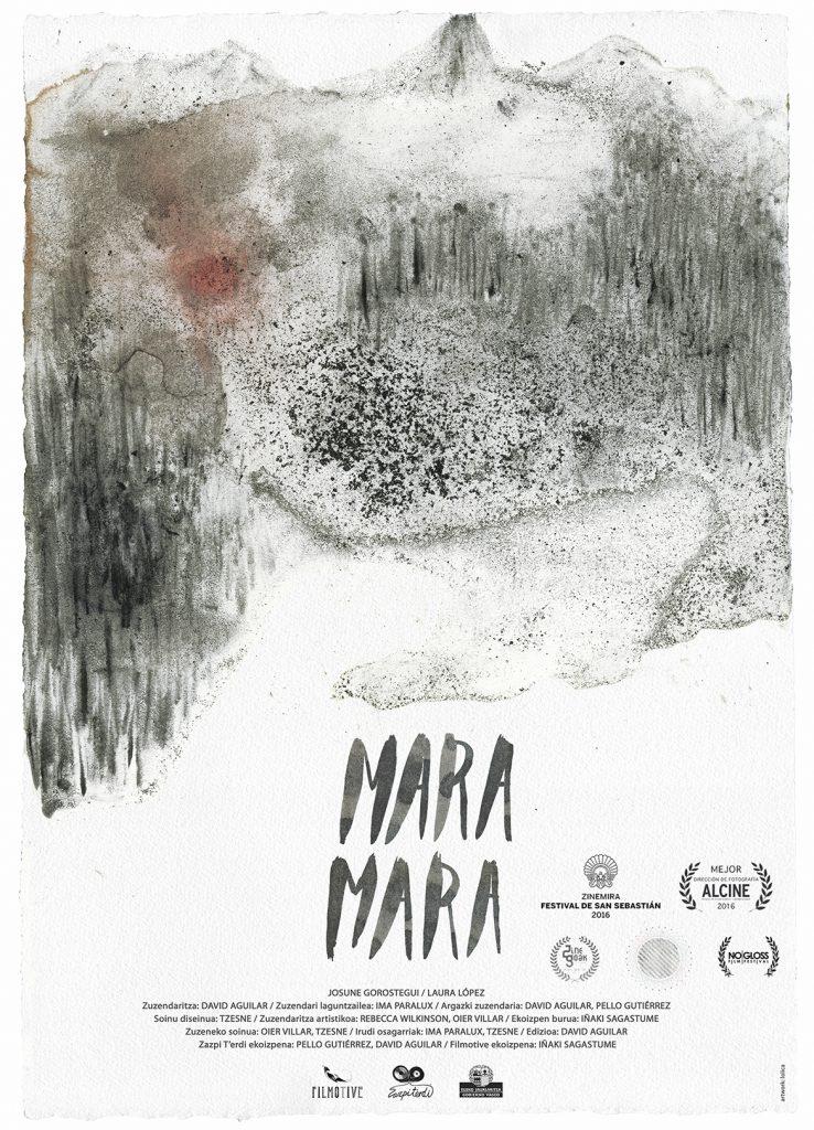 cartel mara para web filmotive iñaki sagastume