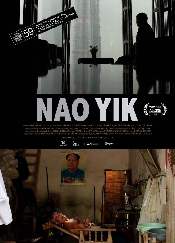 cartel de nao yik para la web de filmotive