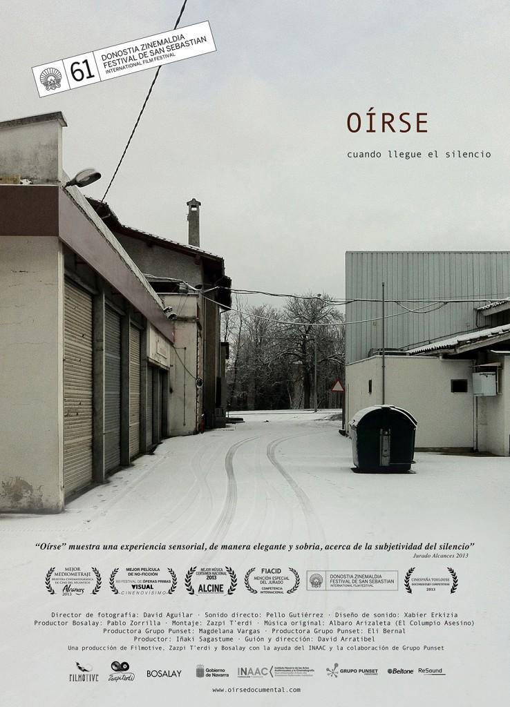 cartel de Oirse para la web de filmotive